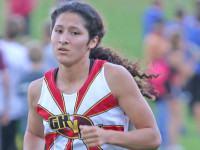 GHV X-C teams compete at Ballard
