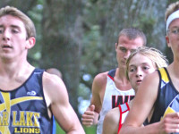 Clear Lake cross country teams clean up at home meet