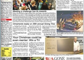 Clear Lake Mirror Reporter E-Edition 11/25/2015