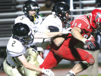 Lions fall by just inches to Aplington-Parkersburg
