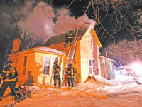 No one injured in late night fire
