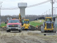 Work resumes on 12th Avenue South