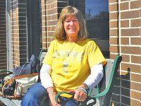 Berding uses experience with Parkinson's to raise awareness