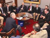 NI leaders travel to Capitol