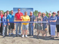 Dogs have their day; New dog park opened