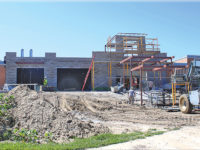It's business as usual in midst  of high school renovation project