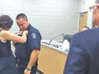 Colby sworn in as new police department captain