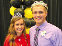 CLHS Homecoming royalty