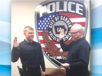 Grandson proudly follows in footsteps of former CL police officer Jim Hanson