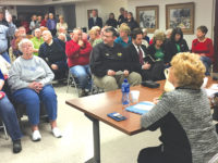 Legislative forum draws lots of interest, comments