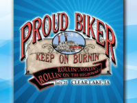 Clear Lake RAGBRAI group unveils logo; T-shirts for sale