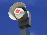 Listen up!  Siren testing begins today in preparation for weather alerts