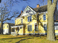Historical Society asks City to purchase house for museum