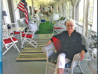 A Clear Lake tradition Baehr makes Outing Club her summertime home for 80 years