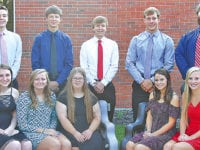 GHV Homecoming candidates