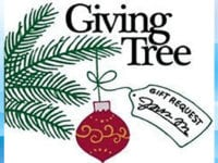 Merry Christmas to all! 28th annual Giving Tree needs are met