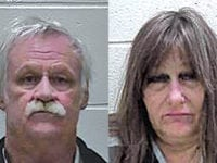 Two arrested, charged with pot growing operation