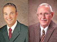 Former City Council representatives appointed Sanitary District trustees