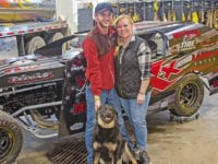 Couple shares their love of racing with fire departments