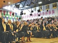 Graduates savor the journey