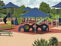 Fundraising event announced for $250,00 inclusive playground project