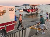 Personal watercraft collision sends teen to hospital