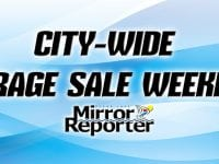 City-wide Garage Sale Weekend