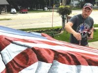 Freedom Rock holds special meaning for local veteran