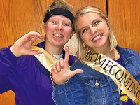 Clear Lake graduates named  to UNI Homecoming court