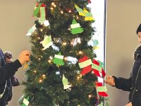 Giving Tree update: Sixty ornaments  remain on the tree