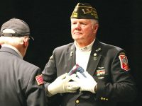 Past, present, future veterans honored in local ceremonies