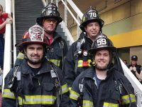 """Clear Lake firefighters """"Fight for Air"""" with climb"""