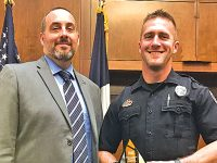 CL police officer receives excellence award