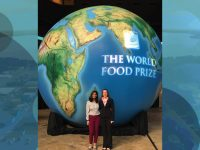 Clear Lake students contribute their studies to World Food Prize Iowa Youth Institute