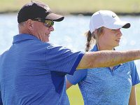 Clear Lake's Barragy takes golf game to the next level