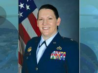 Col. Sarah Christ will deliver Memorial Day message