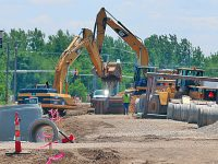 Construction on pace for N. 32nd St. improvements