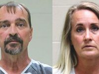Couple charged with child endangerment