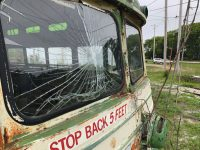 Vandals attempt to de-rail Trolley Park; Donations needed to help with repairs