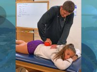 Athletic trainers help area athletes stay safe and healthy