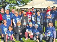 Breen Team brings awareness to prostate cancer
