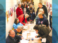 Caucus chaos in state