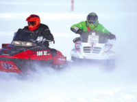 Snowmobile racing tradition continues with inaugural Midwest Sled Fest