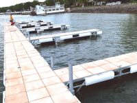New dock welcomes visitors downtown