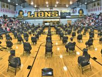 CLHS Class of 2020 perseveres