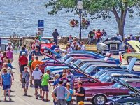 COVID-19 puts the brakes on car show