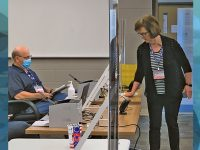King ousted as District 4 senator