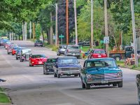 Car club puts the brakes on Aug. 7 cruise