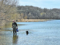 Shoreline treks become mission to keep Clear Lake healthy
