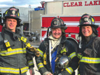 Recruits chose CLFD as a way to serve their community